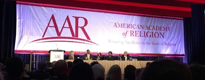 American Academy of Religion annual conference to features science topics