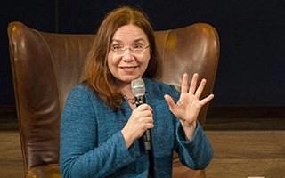 Climate scientist Katharine Hayhoe to headline Goshen College conference next year