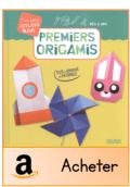 premiers origamis Fleurus