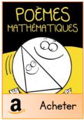 poèmes maths