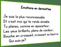les émotions en arts 5