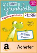 Graphilettre Expression écrite CE1 CE2