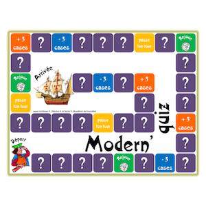 modern quiz