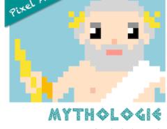 pixel art mythologie
