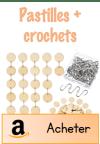 pastilles crochets calendrier