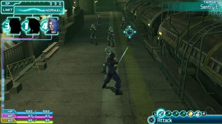 Crisis Core: Final Fantasy VII remake