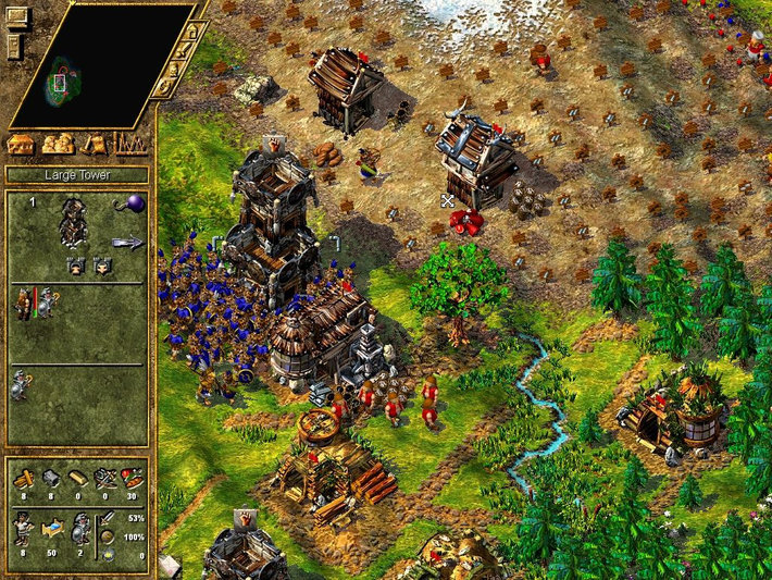 The Settlers IV Gold Edition Lutris