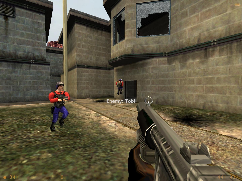 Half Lifematch Source
