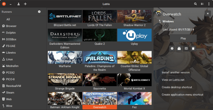 Gamers Discussion Hub main-window.bdae71679b4e Linux Gaming Guide For Beginner