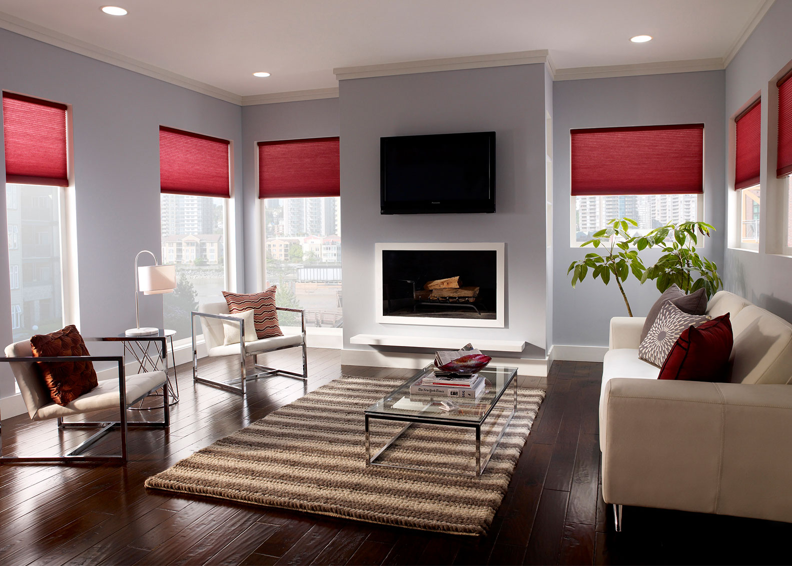 Smart Home Blinds & Shades