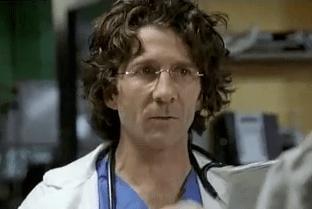 """2006 Leland Orser in """"Emergency Room"""""""