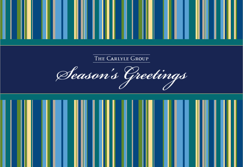 The Carlyle Group - Holiday Card 2012 (HTML5)