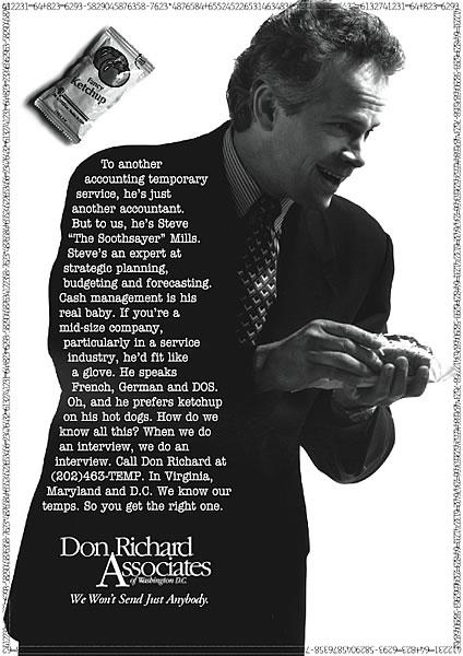 Don Richard - Hotdog (Print)