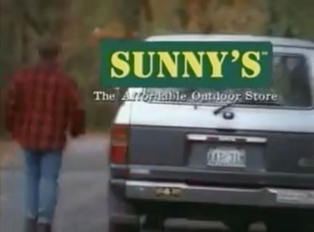 Sunny's - Flannel (Television)