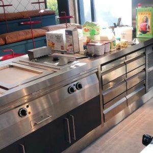 keuken gebruiken