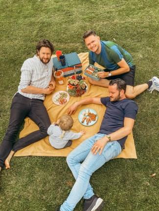 picknick met metaal