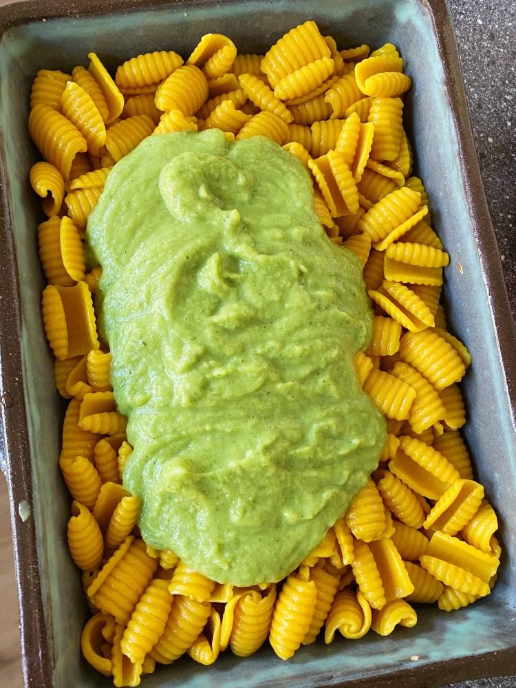 gnocchi ovenschotel vegan