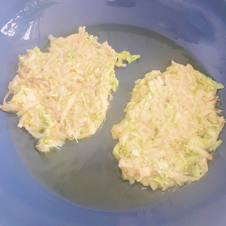riefkoeken bakken