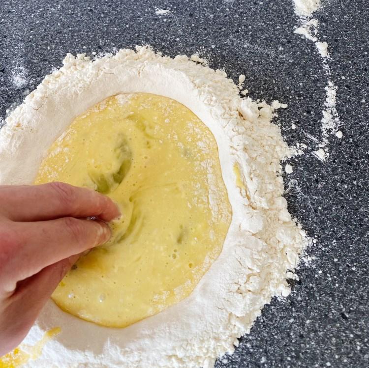 pasta fruit de mer