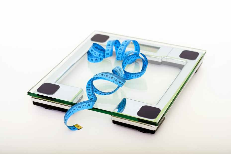 hard to lose weight the second time - scale