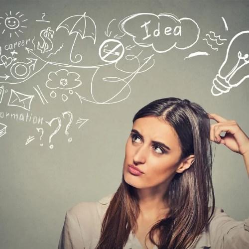 Blogartikel: warum ich anfange aufzuräumen, wenn ich nicht weiter weiß
