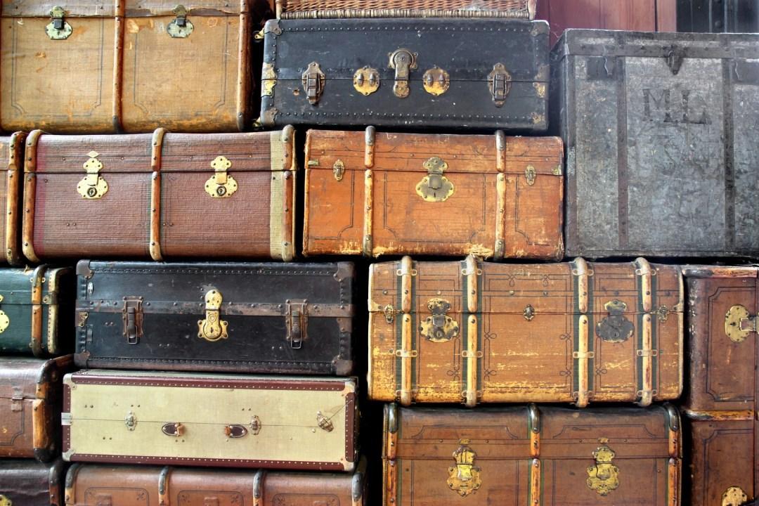 Voller Koffer – nix dabei!?