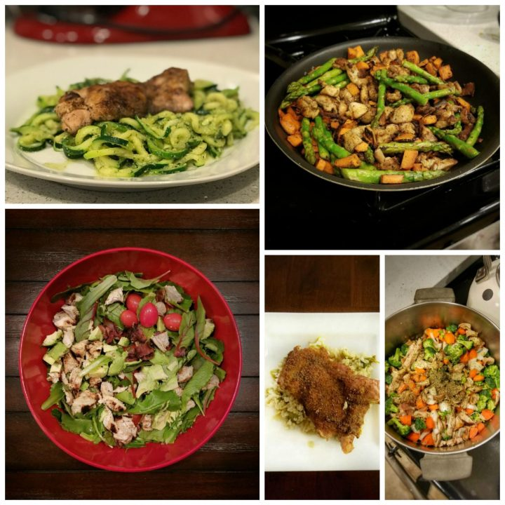 5 Whole 30 Chicken Recipes in 5 Days