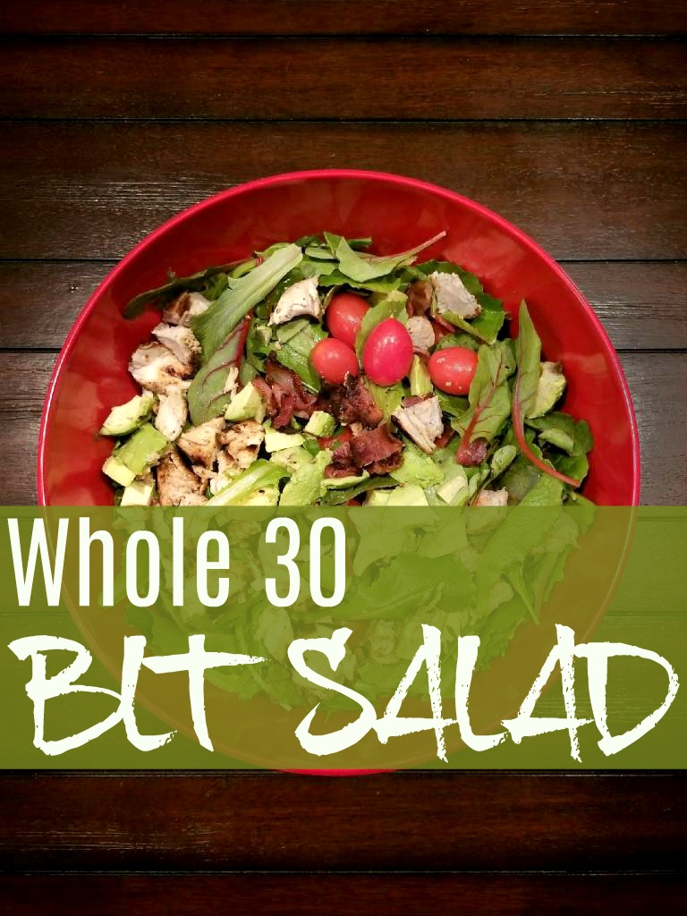 Whole 30 Salad