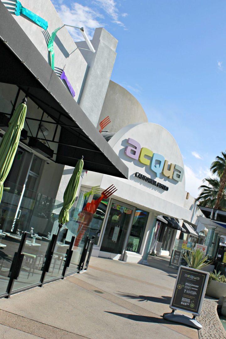 A Luv Ashland Restaurant Review: Acqua California Bistro
