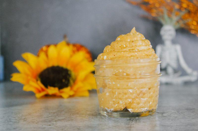 Keto Pumpkin Mousse Recipe (Low Carb & Gluten Free)