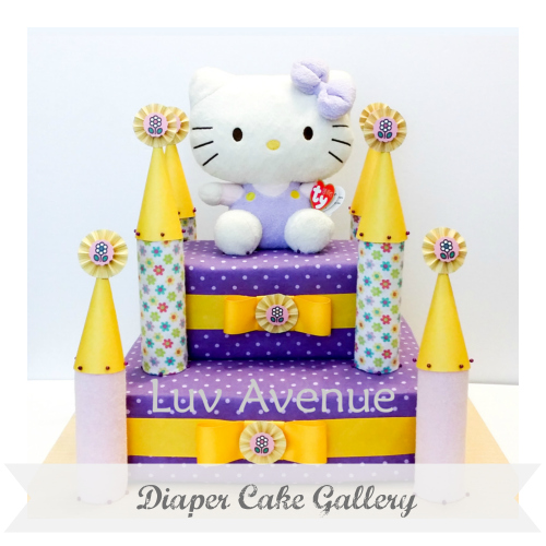Diaper Cake Gallery Luv Avenue