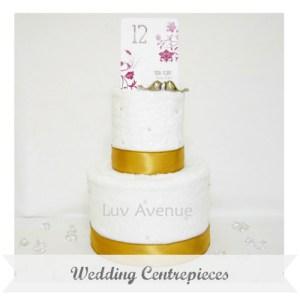 Wedding Centrepieces Gallery