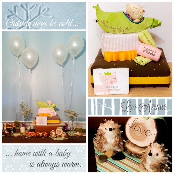 Woodland Baby Shower by Luv Avenue