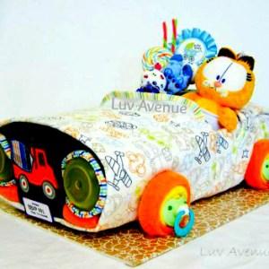Garfield Roll Royce