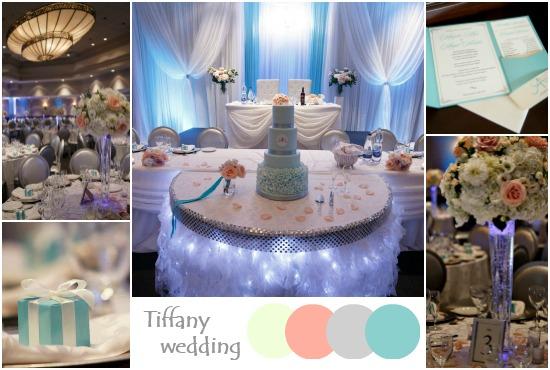 Riviera Parque Vaughan tiffany blue wedding