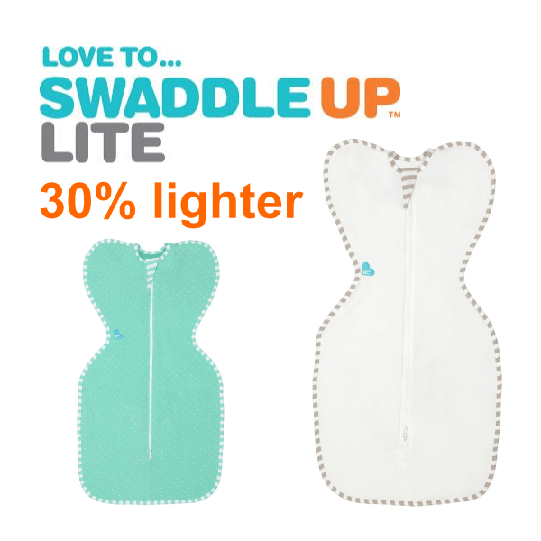 Love to swaddle up lite