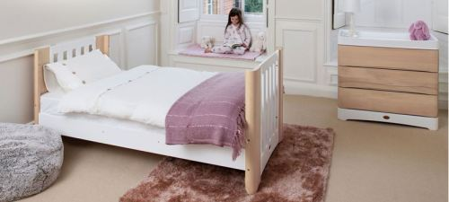 Boori Dawn single bed room