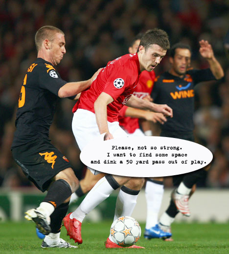 """Carrick in """"action"""""""