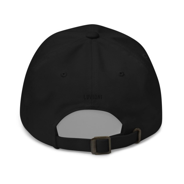 LUVIONI Chino Blacked Out Cap