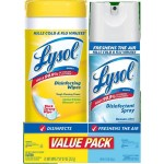Lowes:  Lysol Value Pack Only $1.99 Each!! (Store Pick-Up)