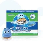 Dollar Tree:  Free Scrubbing Bubbles Drop Ins!