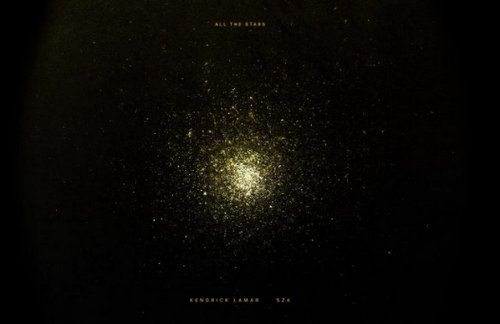 Kendrick Lamar – All The Stars Ft. SZA (mp3)