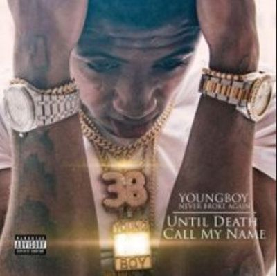 NBA YoungBoy - Outside Today (mp3)