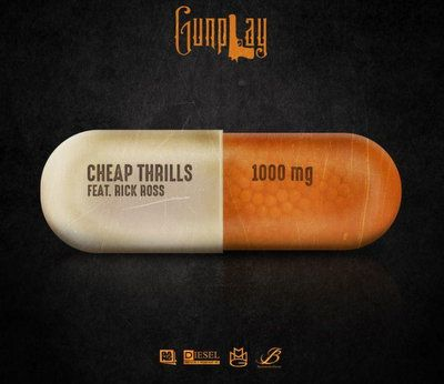 Gunplay Ft Rick Ross Cheap Thrills download