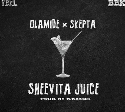 Olamide Sheevita Juice