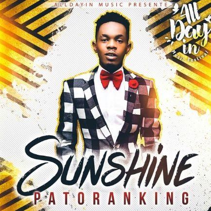 Patoranking Sunshine