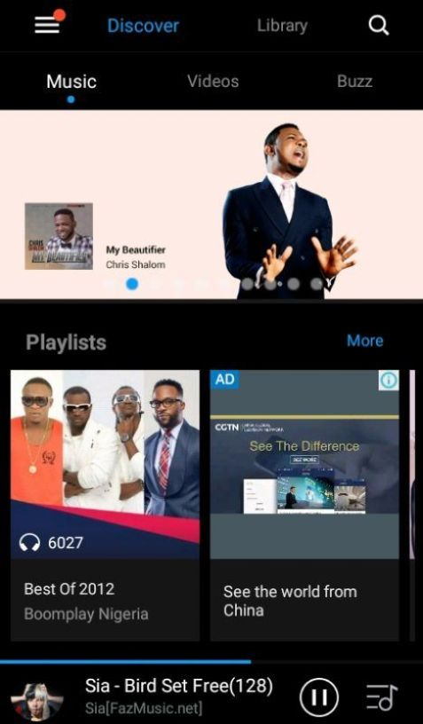 Top 3 Android Music Players