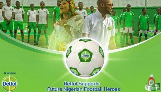 2Baba Dettol Future Football Heroes