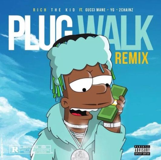 Rich The Kid Plug Walk (Remix)