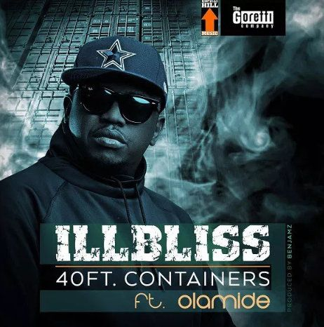iLLbliss 40 Ft Container